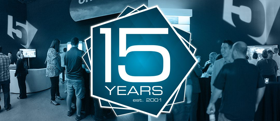 SKYLINE SECTOR 5 CELEBRATES 15th ANNIVERSARY